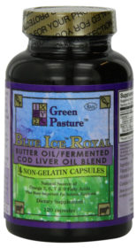 Royal Butter Oil / Fermented Cod Liver Oil Blend